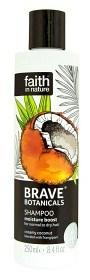 Bild på Brave Botanicals Coconut & Frangipani Shampoo 250 ml