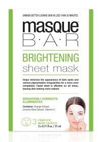 Bild på Brightening Sheet Mask 3 st