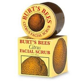 Bild på Burt's Bees Citrus Facial Scrub 55 g