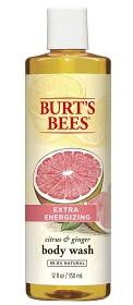 Bild på Burt's Bees Extra Energizing Citrus & Ginger Root Body Wash