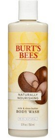 Bild på Burt's Bees Naturally Nourishing Milk & Shea Butter Body Wash