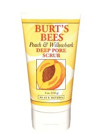 Bild på Burt's Bees Peach and Willowbark Deep Pore Scrub