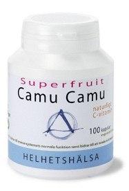 Bild på Helhetshälsa Camu Camu 100 kapslar