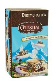 Bild på Celestial Dirty Chai 20 tepåsar
