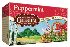 Bild på Celestial Peppermint Tea 20 tepåsar