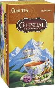 Bild på Celestial Chai India Spice 20 tepåsar