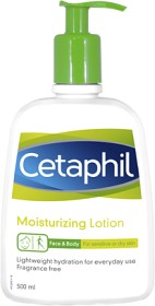 Bild på Cetaphil Moisturizing Lotion 500 ml