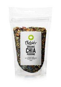 Bild på Chelsies Organic Chia Pudding 225 g
