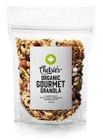 Bild på Chelsies Organic Gourmet Granola 400 g