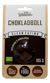 Bild på Clean Eating Chokladboll 105 g