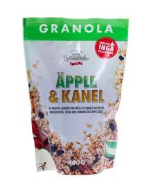 Bild på Clean Eating Granola Äpple & Kanel 400 g