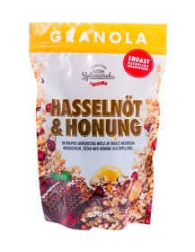 Bild på Clean Eating Granola Hasselnöt & Honung 400 g