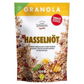 Bild på Clean Eating Granola Hasselnöt 400 g