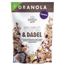 Bild på Clean Eating Granola Kokos & Dadel 400 g