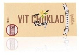 Bild på Clean Eating Vit Choklad Vanilj 100 g