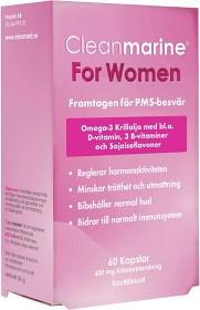 Bild på Cleanmarine For Women 60 kapslar