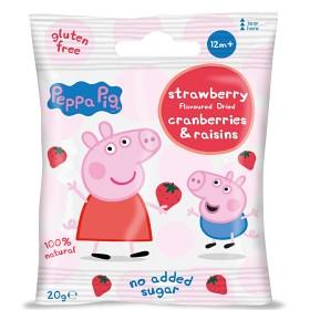 Bild på Clearly Scrumptious Mumsisar Strawberry 20 g