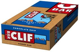 Bild på Clif Bar Chocolate Chip 12 st