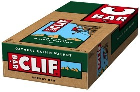 Bild på Clif Bar Oatmeal Raisin Walnut 12 st