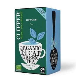 Bild på Clipper Decaf Green Tea 20 tepåsar