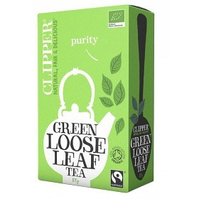 Bild på Clipper Green Tea Loose 100 g