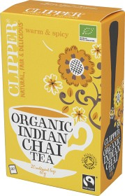 Bild på Clipper Organic Indian Chai 20 st