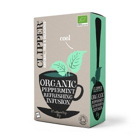 Bild på Clipper Organic Peppermint Infusion 20 st