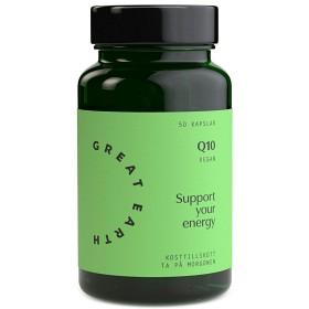 Bild på Great Earth Coenzyme Q10 120 mg 50 kapslar