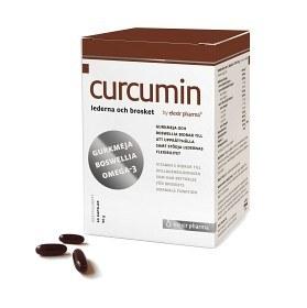 Bild på Curcumin Omega-3 60 kapslar