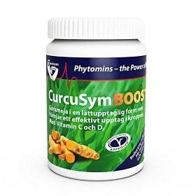 Bild på CurcuSym Boost 60 kapslar