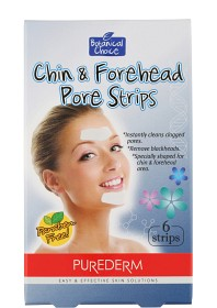 Bild på Deep Cleansing Chin & Forehead Pore Strips
