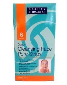 Bild på Deep Cleansing Face Pore Strips 6 st