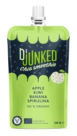 Bild på Dejunked Chia Smoothie Apple Kiwi 120 g