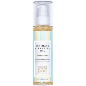 Bild på DeoDoc Intimate Cleansing Oil Fragrance Free 100 ml