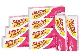 Bild på Dextro Energy Tropical 47 g x 24 st