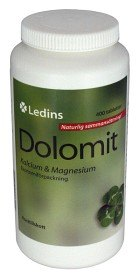 Bild på Ledins Dolomit 400 tabletter