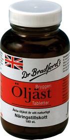 Bild på Dr Bradfords Öljäst 180 tabletter
