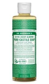 Bild på Dr Bronner Almond Liquid Soap 240 ml