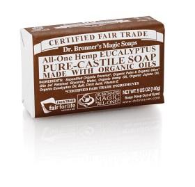 Bild på Dr Bronner Eucalyptus Bar Soap