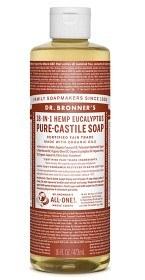 Bild på Dr Bronner Eucalyptus Liquid Soap 473 ml