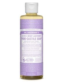 Bild på Dr Bronner Lavender Liquid Soap 236 ml