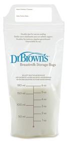 Bild på Dr Brown mjölkförvaringspåsar 25 st