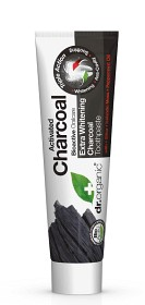 Bild på Dr Organic Activated Charcoal Toothpaste 100 ml