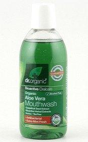 Bild på Dr Organic Aloe Vera Mouthwash 500 ml