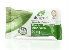 Bild på Dr Organic Aloe Vera Soap 100 g