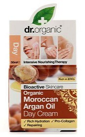 Bild på Dr Organic Moroccan Argan Oil Day Cream 50 ml