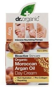 Bild på Dr Organic Moroccan Argan Oil Day Cream 50 ml