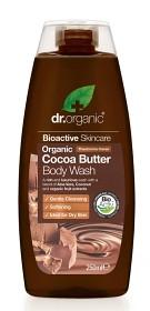 Bild på Dr Organic Cocoa Butter Body Wash 250 ml