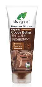 Bild på Dr Organic Cocoa Butter Skin Lotion 200 ml