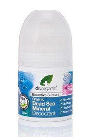Bild på Dr Organic Dead Sea Mineral Deodorant 50 ml